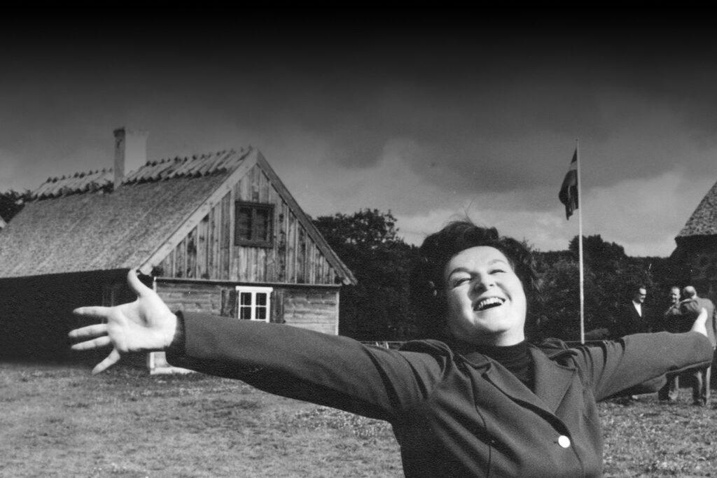 Birgit Nilsson Museum Birgit in Svenstad hembyggd