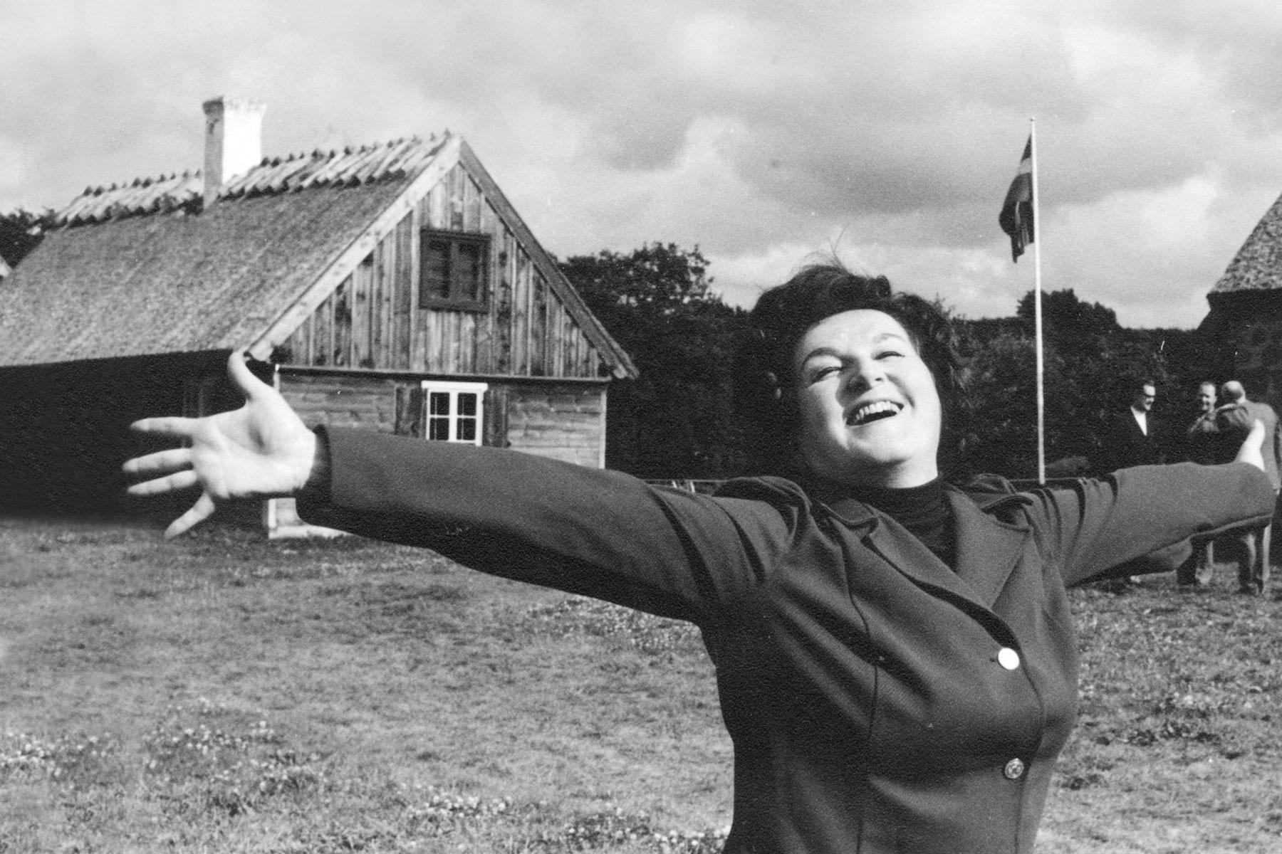 Birgit Nilsson Museum Hembyggdsgården
