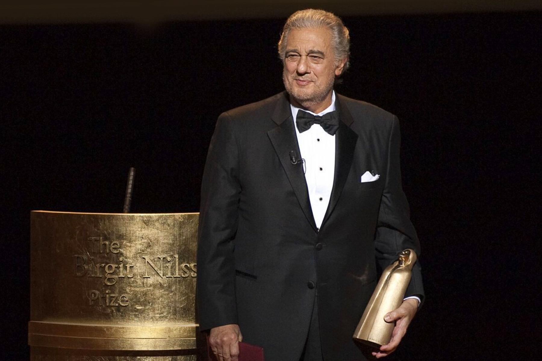 Recipient 2009: Plácido Domingo