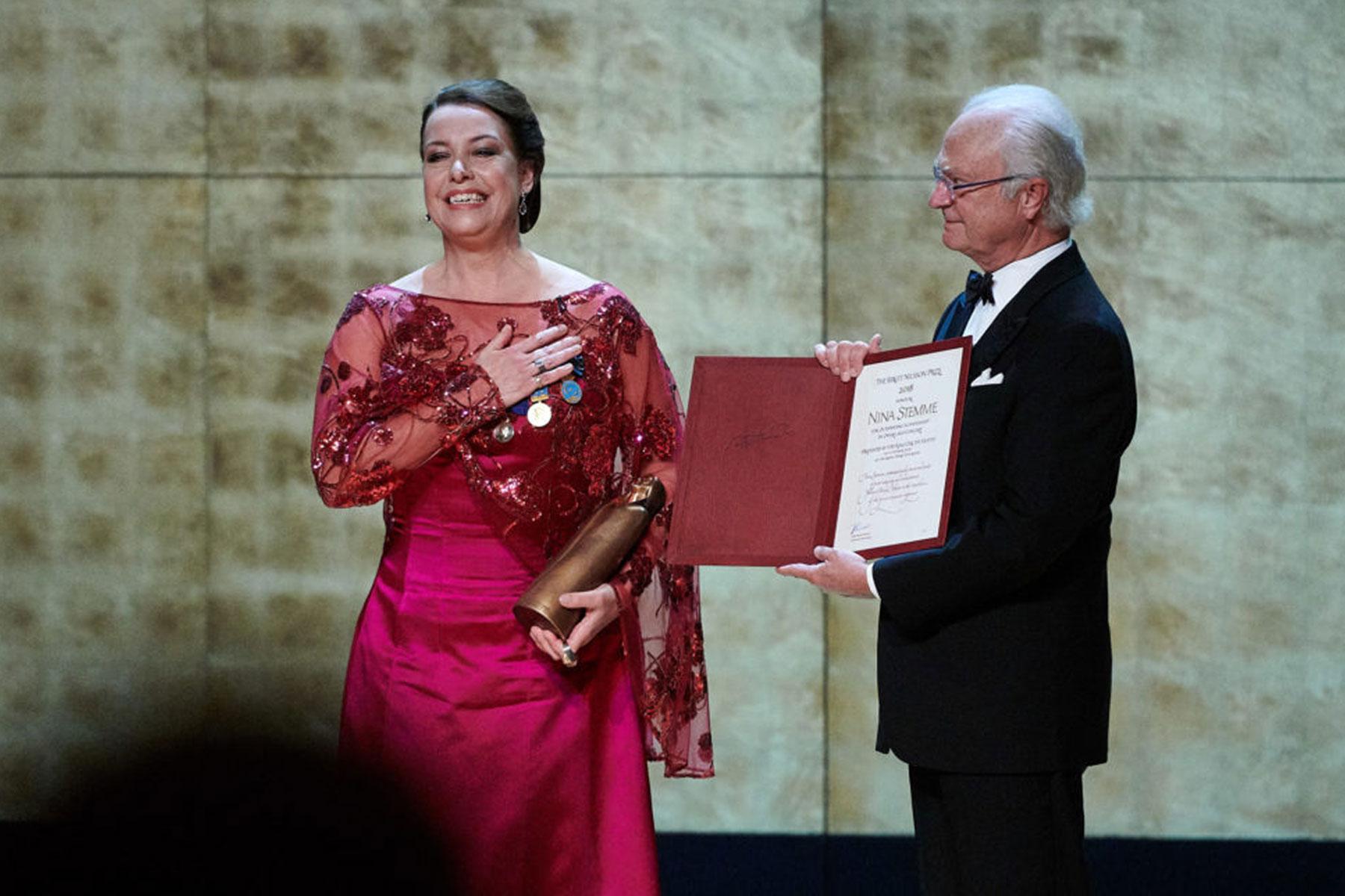 Birgit Nilsson Prize to Nina Stemme