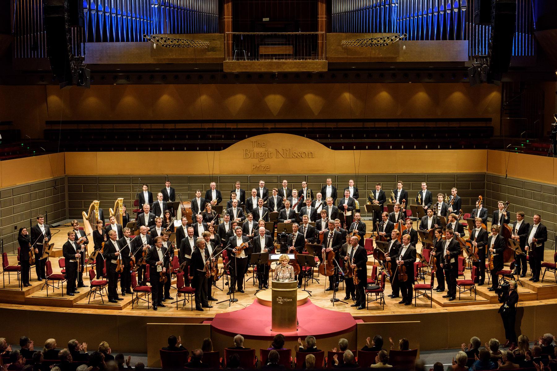 Recipient 2014: Vienna Philharmonic Orchestra