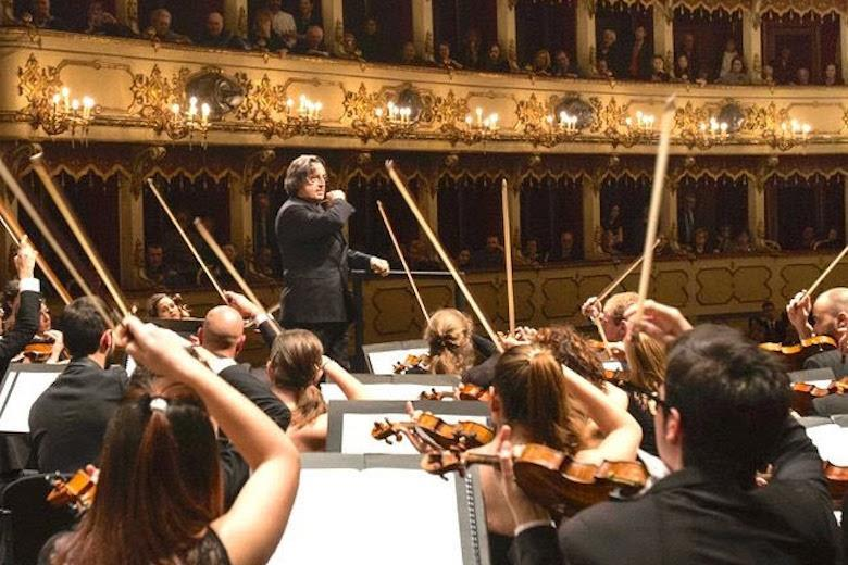 Ravenna Festival and Riccardo Muti bring live music back to Italy